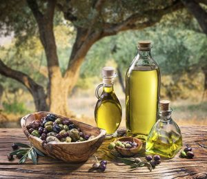 Olive Oil: Great on the Palate and the Skin